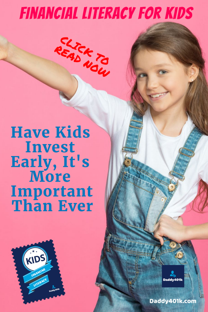 kids invest early